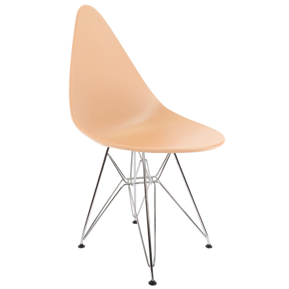 chaise drop dsr design eames 18 Merveilleux Chaise Transparente De Couleur Hzt6