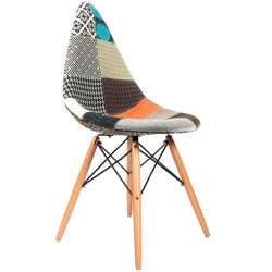 Chaise Drop DSW Patchwork