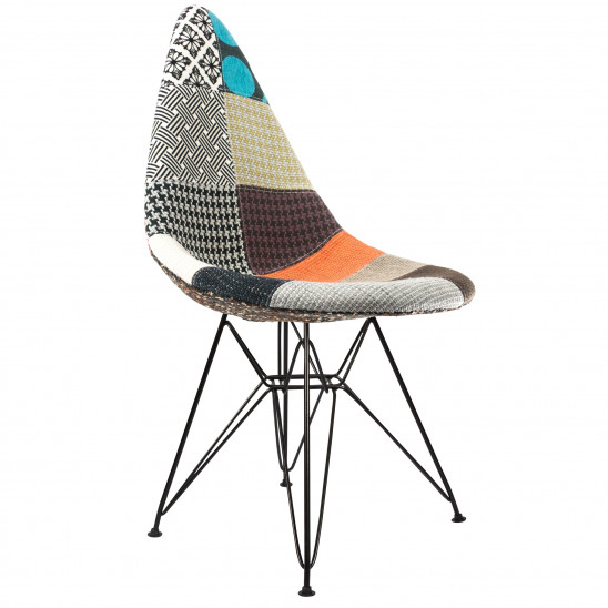 Chaise Drop DSR Patchwork