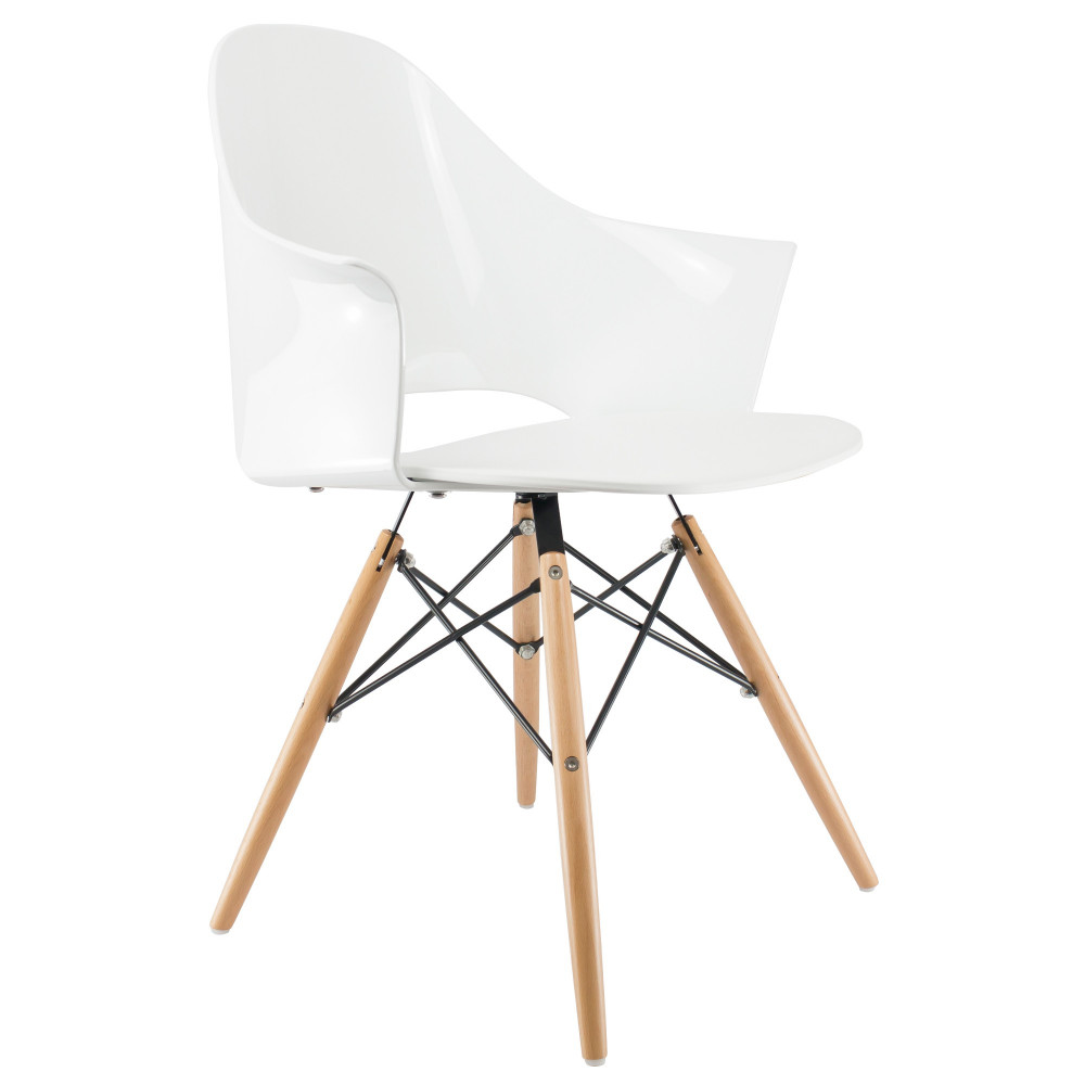 Chaise ice daw for Soldes chaises eames