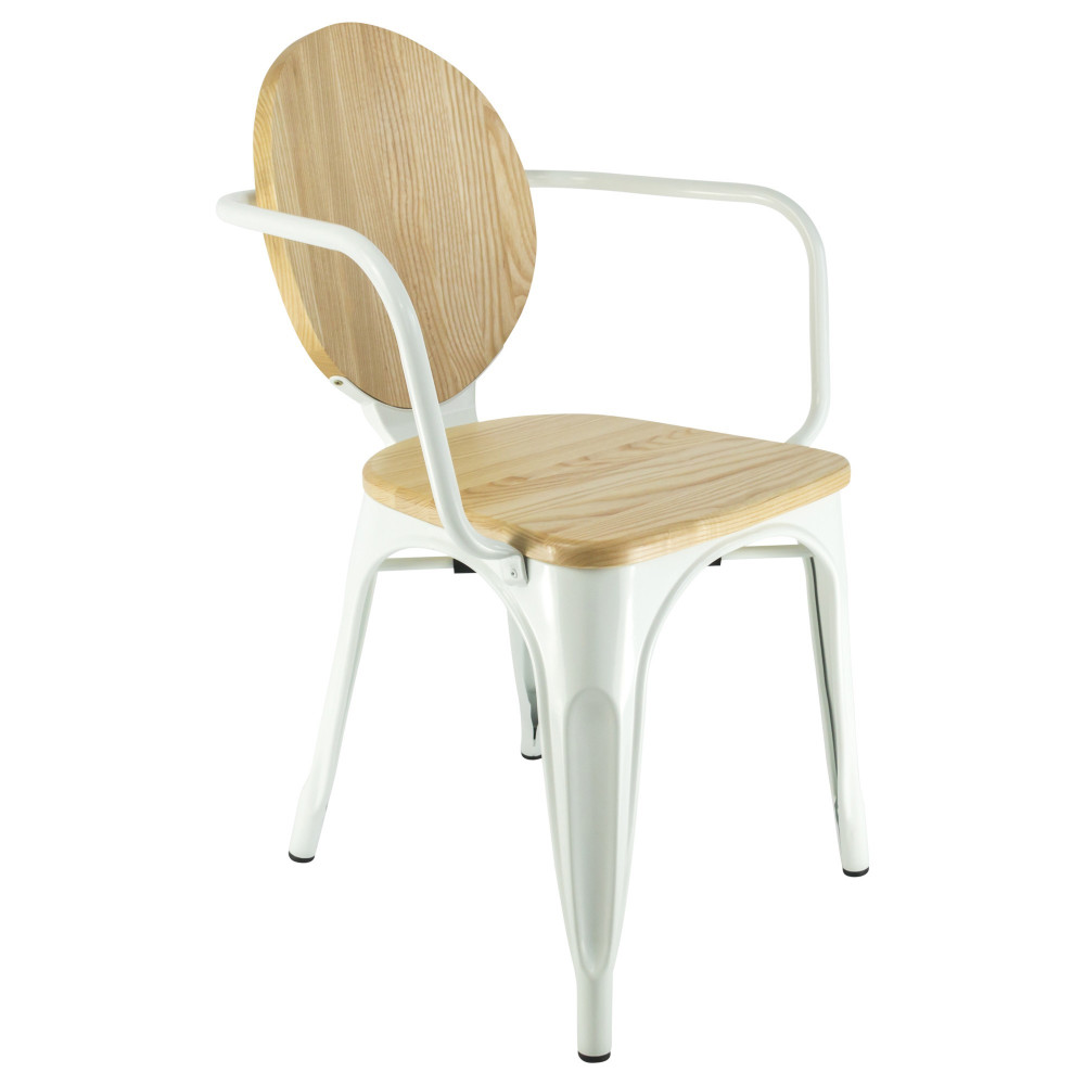 Chaise Industrielle Ghost
