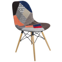 Chaise Oslo Patchwork