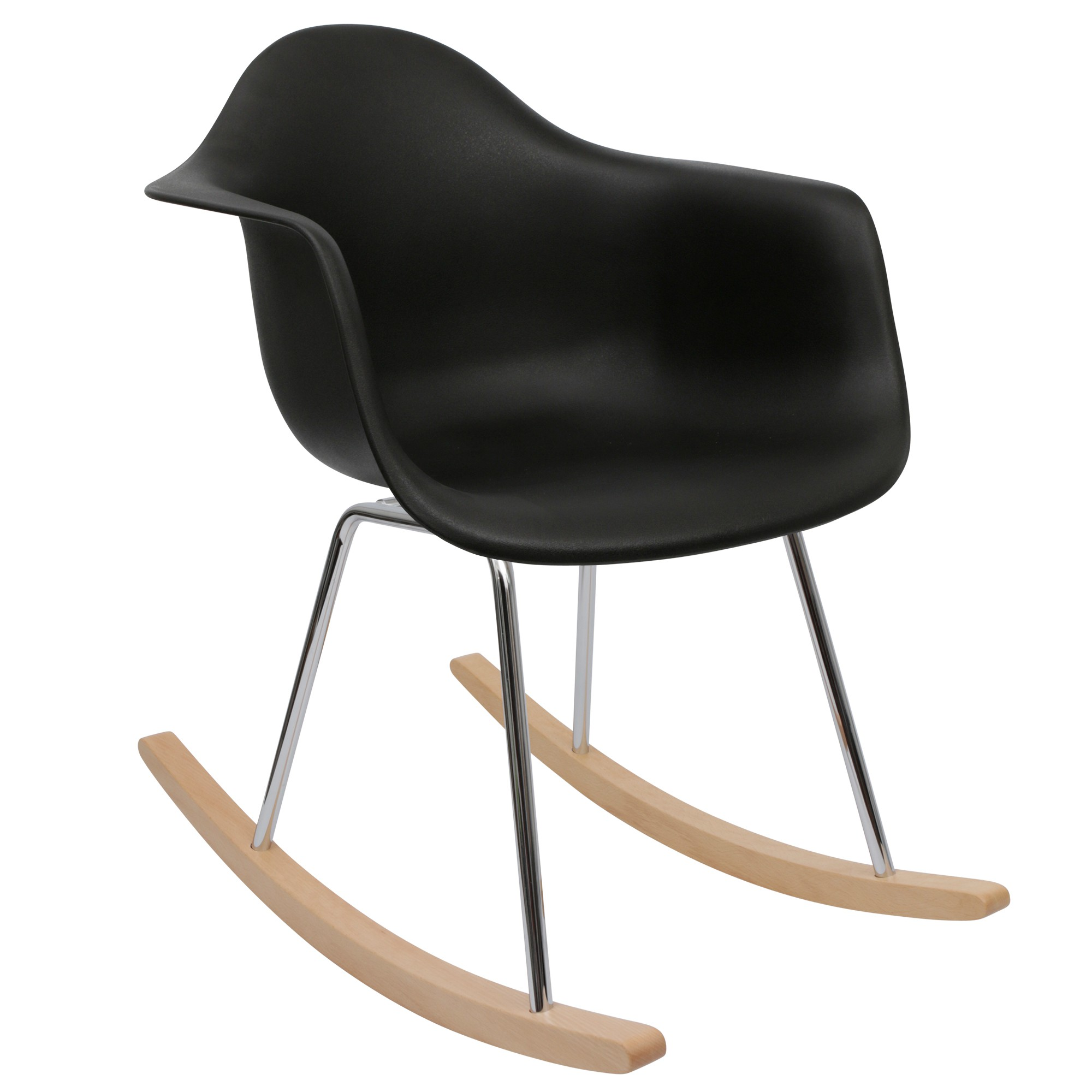 Chaise design rar rocking chair evo - Rocking chair confortable ...