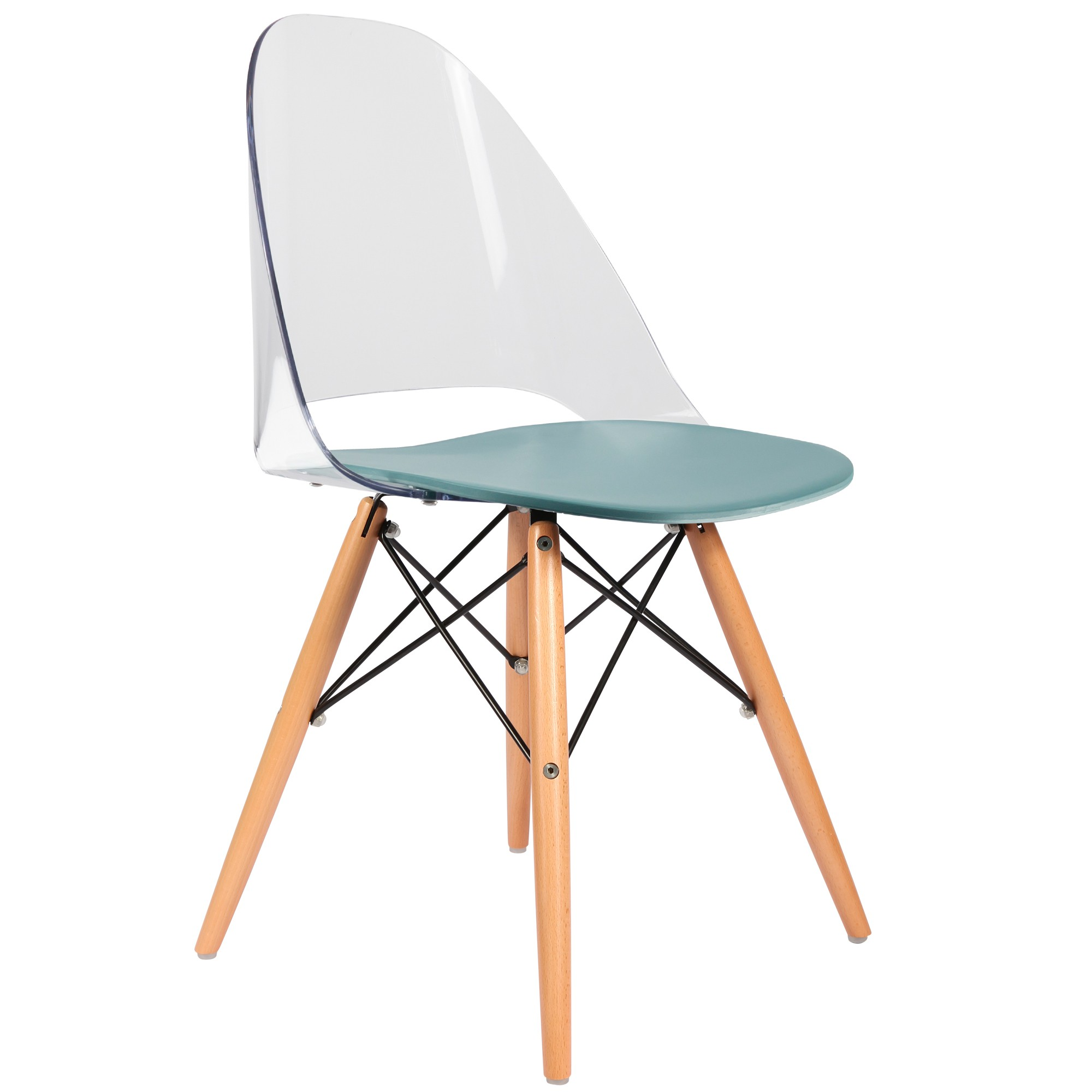 Chaise ice dsw for Chaise dsw couleur