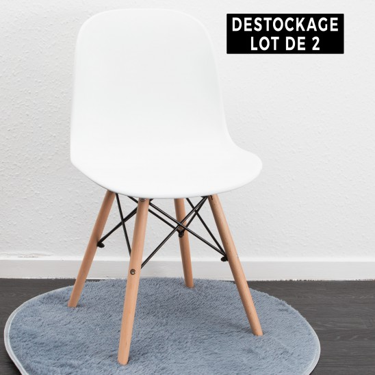 Chaise Scandinave Destockage