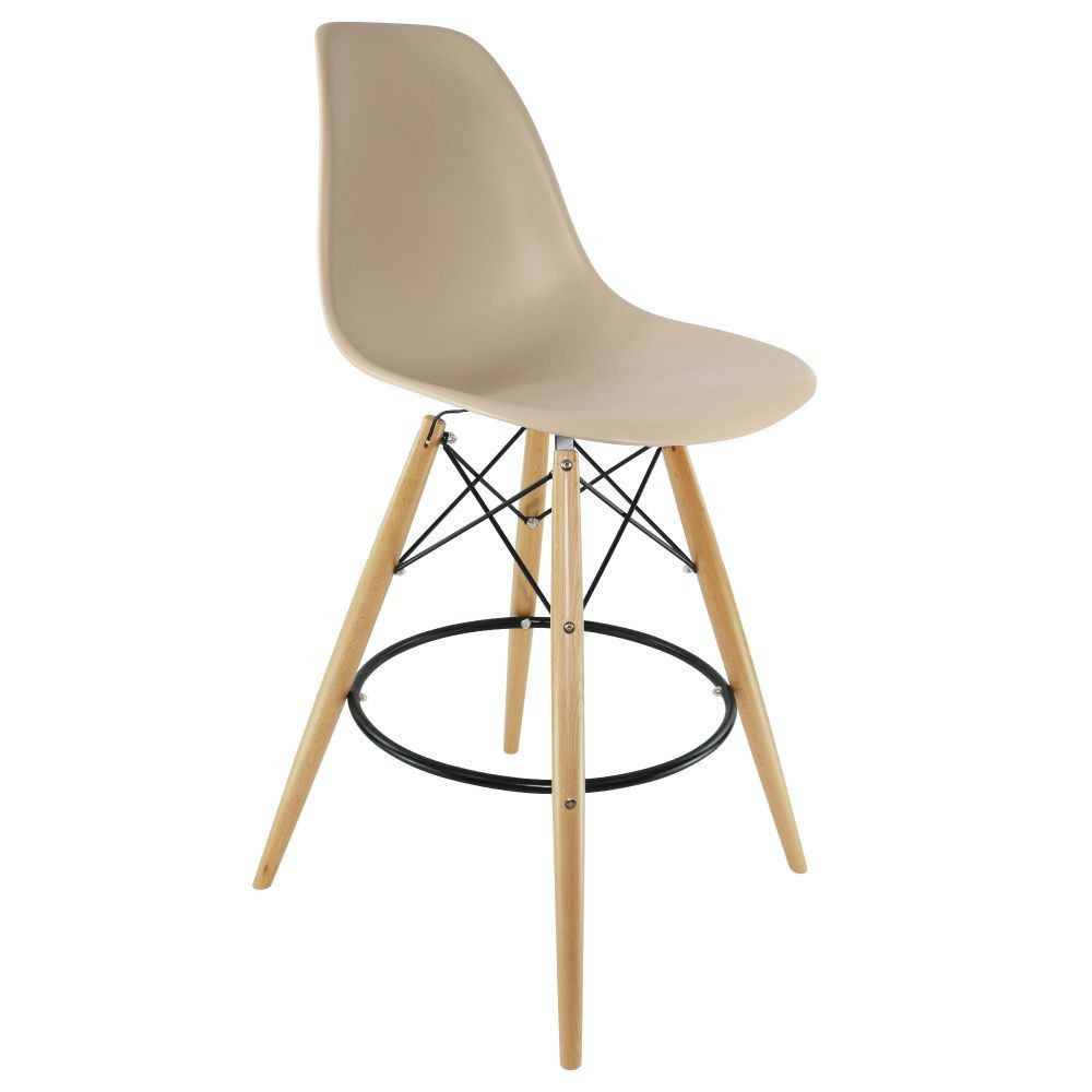Tabouret dsw for Chaise eames vitra soldes
