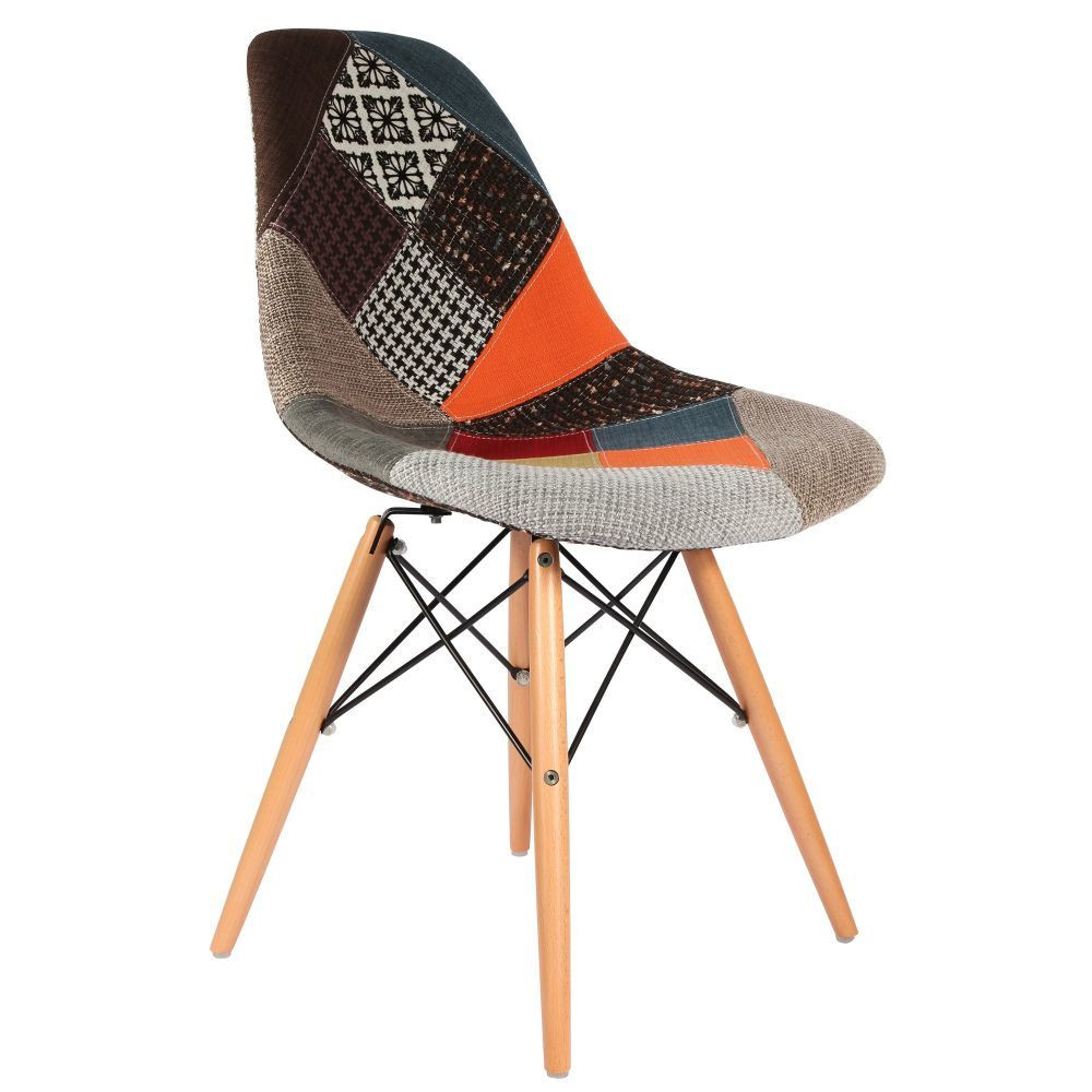 Chaise dsw patchwork for Dsw fauteuil