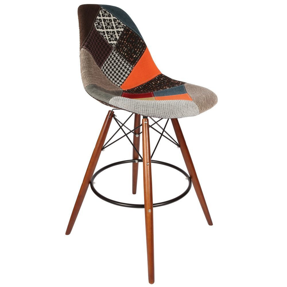Tabouret dsw patchwork for Chaise dsw patchwork