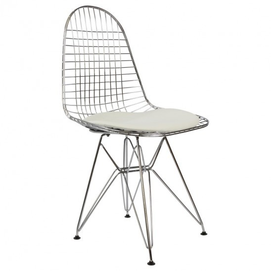 Chaise dkr for Soldes chaises eames
