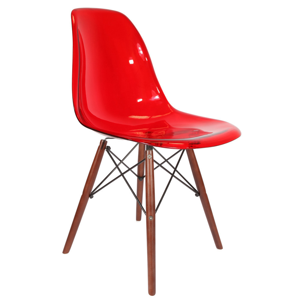 Chaise ghost dsw for Galette chaise eames dsw