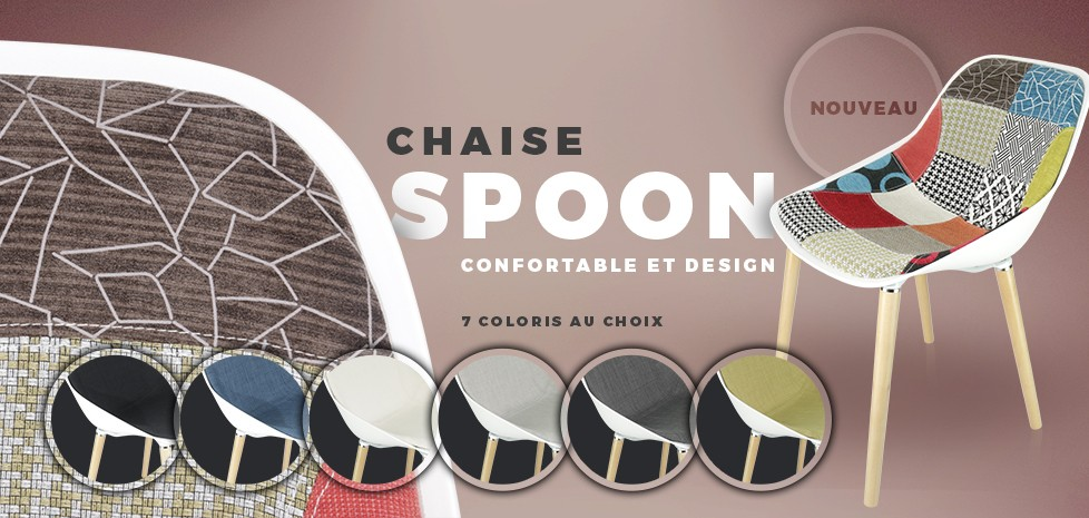 Chaise Spoon
