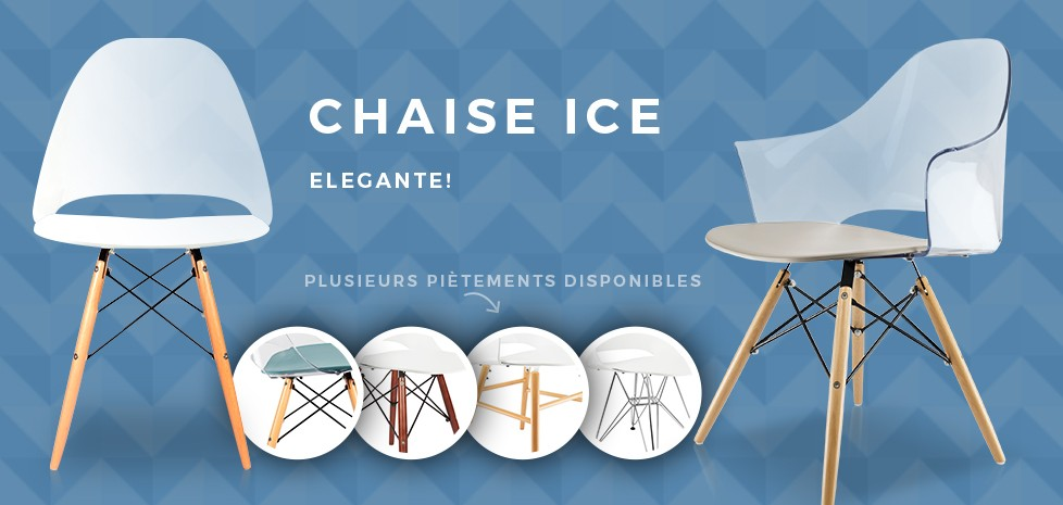 Chaise Ice