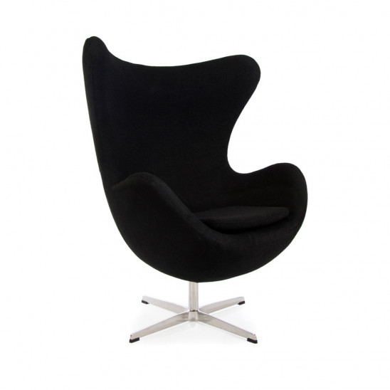 Fauteuil Oeuf Laine