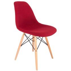 Chaise Design DSW Tissu