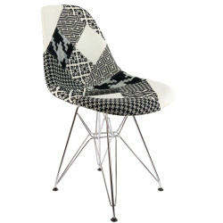 Chaise DSR Patchwork