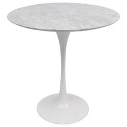 Table Tulipe marbre