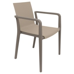 Chaise d'extérieur Cléopatra