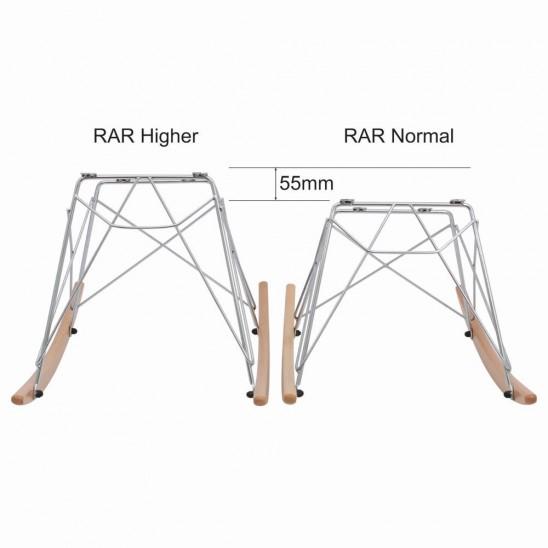 Rocking Chair RAR Tissu