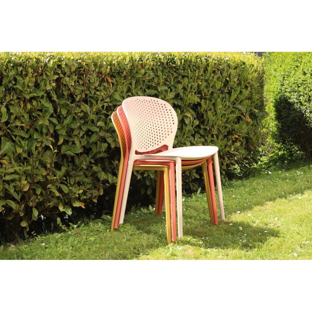 chaise scandinave exterieur