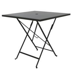 Table Patio Carré
