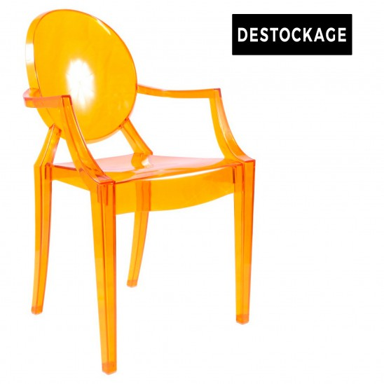 Chaise Ghost Destockage