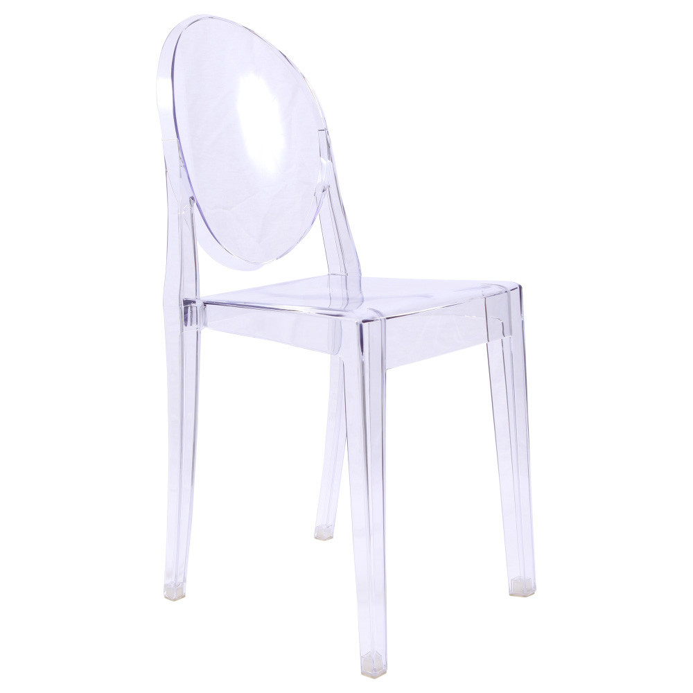 Chaise Design Transparente Ghost