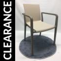 Chaise Cleopatra Destock x2