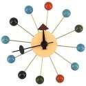 Horloge Design Rétro Clock Ball