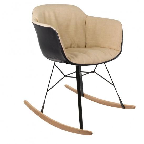 Rocking Chair Scandinave Avon