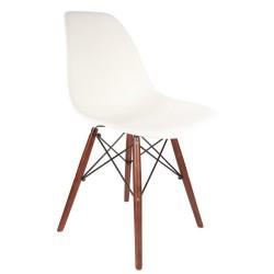 Chaise Design Pieds Noyer DSW