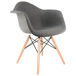Chaise DAW Tissu Premium