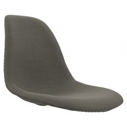 Assise Chaise Design Tissu DSW