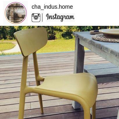 Chaise Privee/™ Blanc Chaise de Jardin Gram