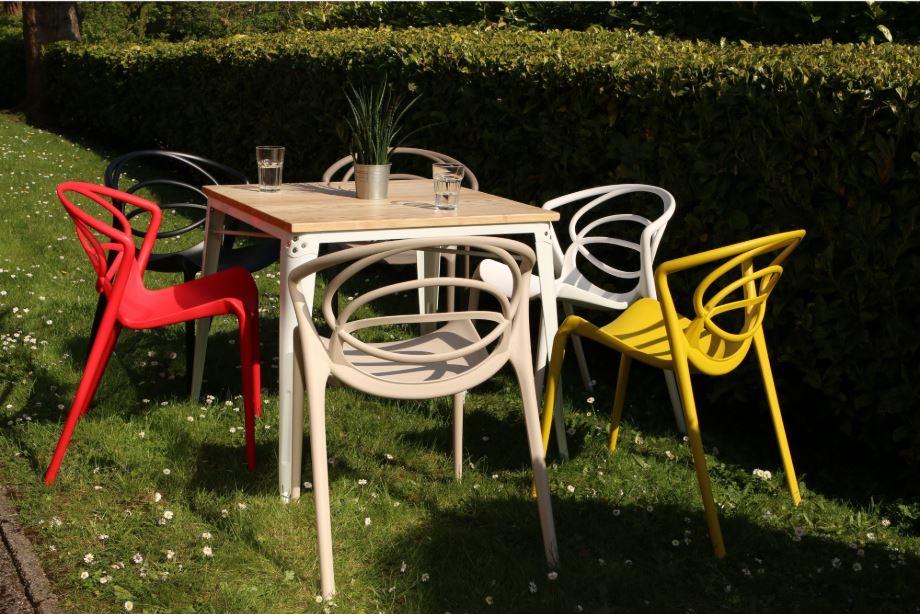 1️⃣ Comment nettoyer son mobilier de jardin en plastique ?