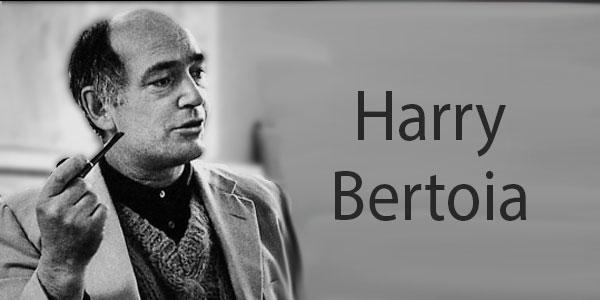 Chaise Diamond Harry Bertoia