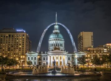 Projet Gateway Arch de Saint-Louis